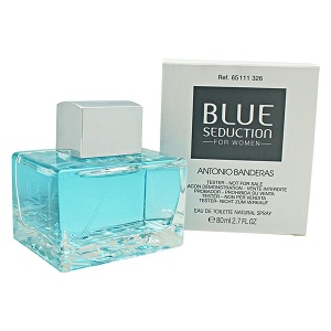 Antonio Banderas Blue Seduction For Women EDT 80ml (Tester)