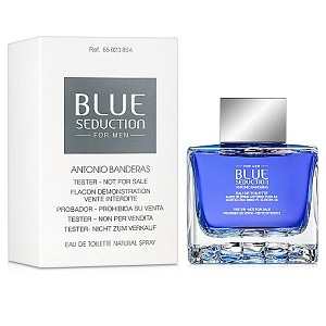 Antonio Banderas Blue Seduction Men EDT 100ml (Tester)