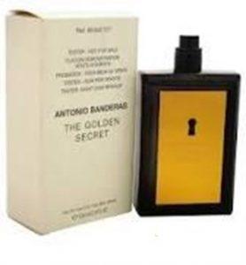 Antonio Banderas The Golden Secret For Men Edt 100ml (Tester)