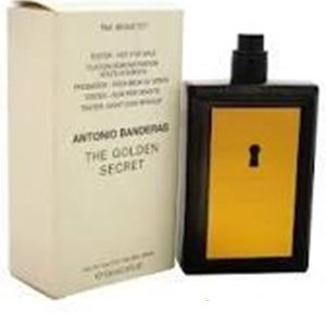 Antonio Banderas The Golden Secret For Men Edt 100ml (Tester)