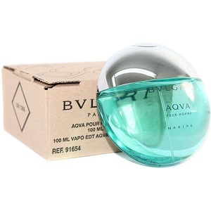 Bvlgari Aqua marine for men EDT 100ml (Tester)