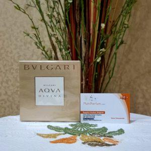 Bvlgari Aqva Divina For Women EDT 65ml