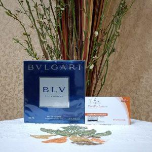 Bvlgari BLV Pour Homme EDT 100ML