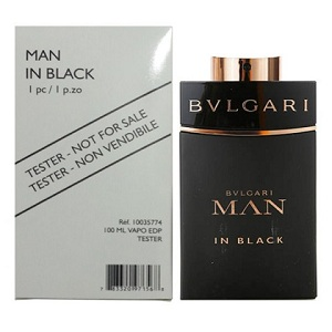 Bvlgari Man In Black Men For Men EDP 100ml (Tester)