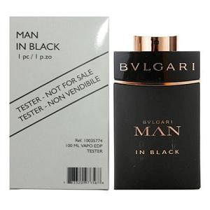 Bvlgari Man In Black Men For Men EDP 100ml (Tester)