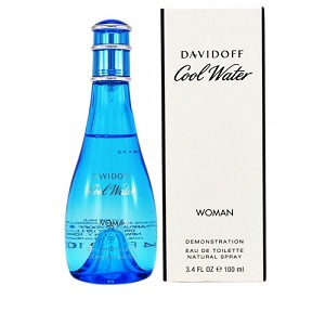 Davidoff Cool Water Women EDT 100ml (Tester)
