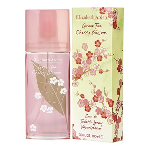 Elizabeth Arden Green Tea Cherry Blossom For Women EDT 100ml