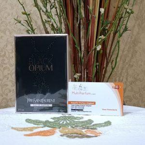 Yves Saint Laurent Black Opium For Women EDP 90ml