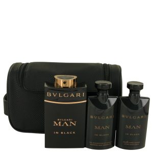 Bvlgari Man In Black (Giftset)