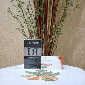 La Rive LR Password for Men EDT 75ML