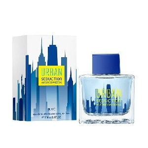 Antonio Banderas Blue Seduction Urban For Men EDT 100ML