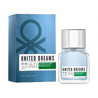 Benetton United Dream Go Far for Men EDT 100ml