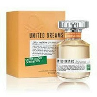 Benetton United Dream Stay Positive for Women EDT 80ml