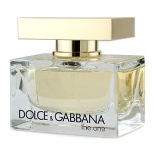 Dolce & Gabanna The One For Women EDP 75ML Tester