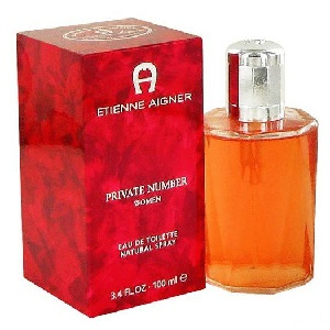 Etienne Aigner Private Number For Women EDT 100ML