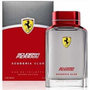 Ferrari Scuderia Club EDT 125ML