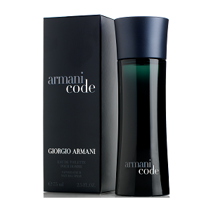 Giorgio Armani Code For Men EDT 75ML
