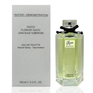 Gucci Flora Gracious Tuberose for Women Edt 100ML Tester