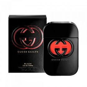 Gucci Guilty Black For Women EDT 75ML