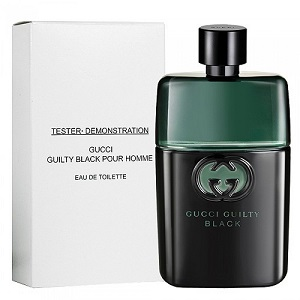 Gucci Guilty Black Pour Homme EDT 90ML Tester