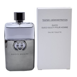 Gucci Guilty For Men Edt 90ml Tester Jual Parfum Original Murah