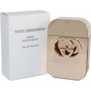 Gucci Guilty For Women EDT 75ML Tester