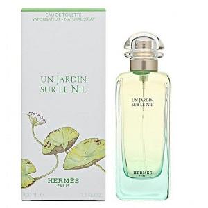 Hermes Un Jardin Surlenil for Unisex EDT 100ML