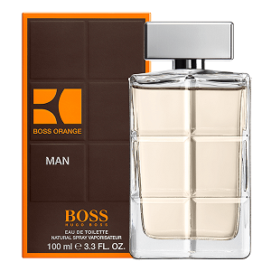 Hugo Boss Orange For Men EDT 100ML