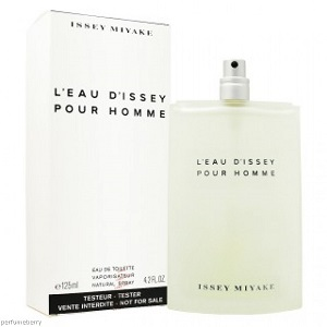 Issey Miyake L eau D Issey Pour Homme EDT 125ML Tester