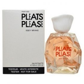 Issey Miyake Pleats Please for Women EDT 100ML Tester