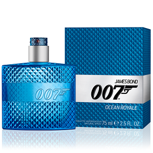 James Bond 007 Ocean Royale Men EDT 75ML