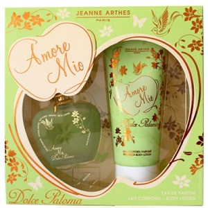 Jeanne Arthes Amore Mio Dolce Paloma Giftset