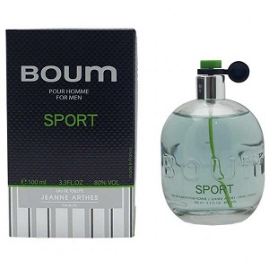Jeanne Arthes Boum Sport for Men EDT 100ML