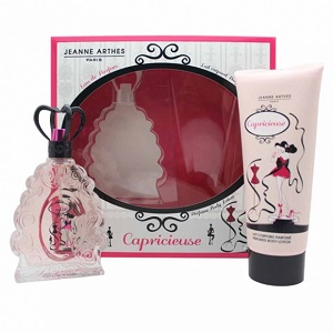 Jeanne Arthes Capricieuse For Women Giftset