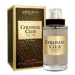 Jeanne Arthes Colonial Club Legend for Men EDT 100ML