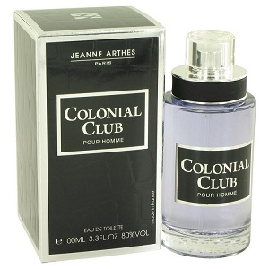 Jeanne Arthes Colonial Club for Men EDT 100ML