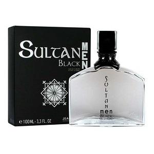 Jeanne Arthes Sultane Black for Men EDT 100ML