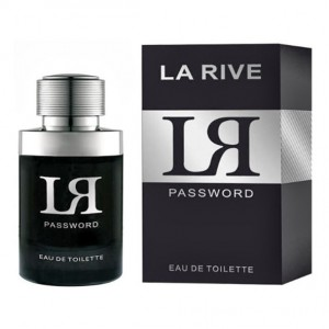 La Rive LR Password for Men EDT 75ML