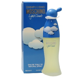 Moschino Cheap & Chic Light Cloud For Women EDT 100ML