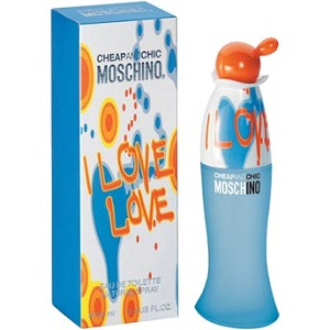 Moschino I Love Love For Women EDT 100ML