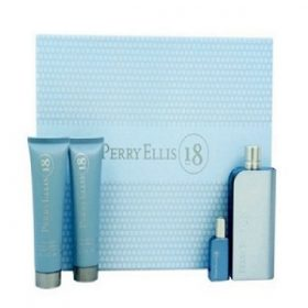 Perry Ellis 18 for Men Giftset