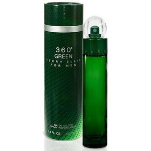 Perry Ellis 360 Green For Men EDT 100ML