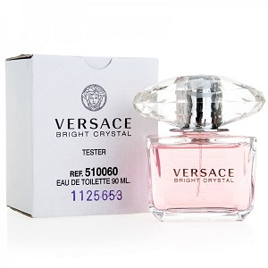 Versace Bright Crystal For Women EDT 90ML Tester