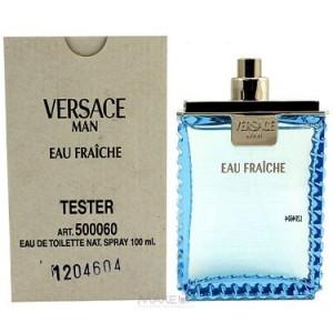 Versace Eau Fraiche For Men EDT 100ML Tester