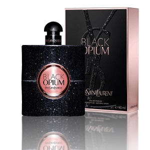 Yves Saint Laurent Black Opium For Women EDP 90ML