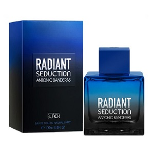 Antonio Banderas Radiant Seduction In Black for Men EDT 100ML