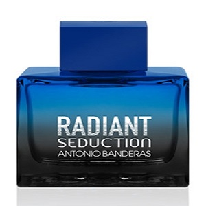 Antonio Banderas Radiant Seduction In Black for Men EDT 100ML Tester