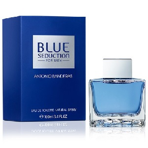Antonio Banderas Blue Seduction Men EDT 100ML