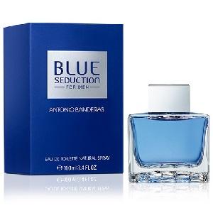 Antonio Banderas Blue Seduction Men EDT 100ML