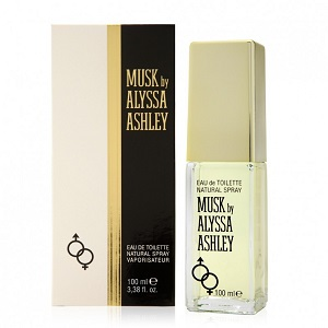 Alyssa Ashley musk unisex EDT 100ML